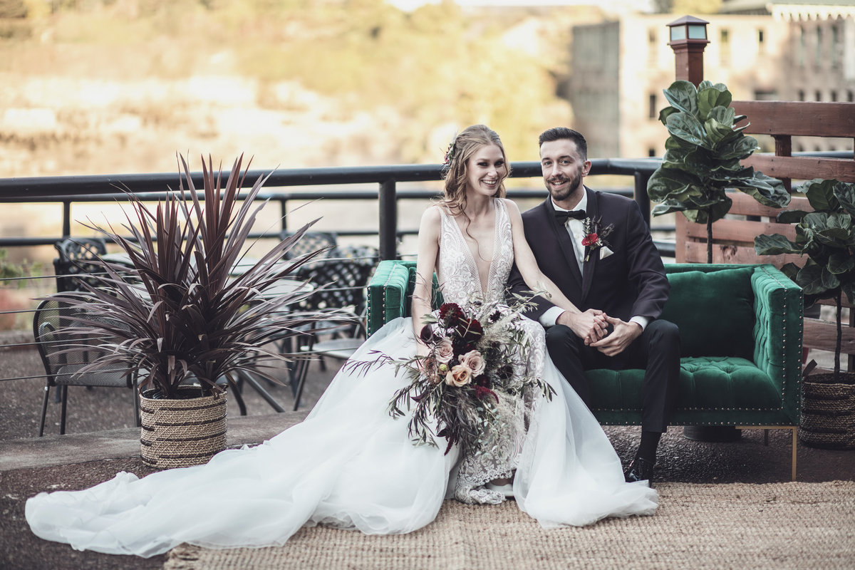 Jewel Toned Boho Fall Wedding Inspiration - Rochester, NY - Verve Event Co (5)
