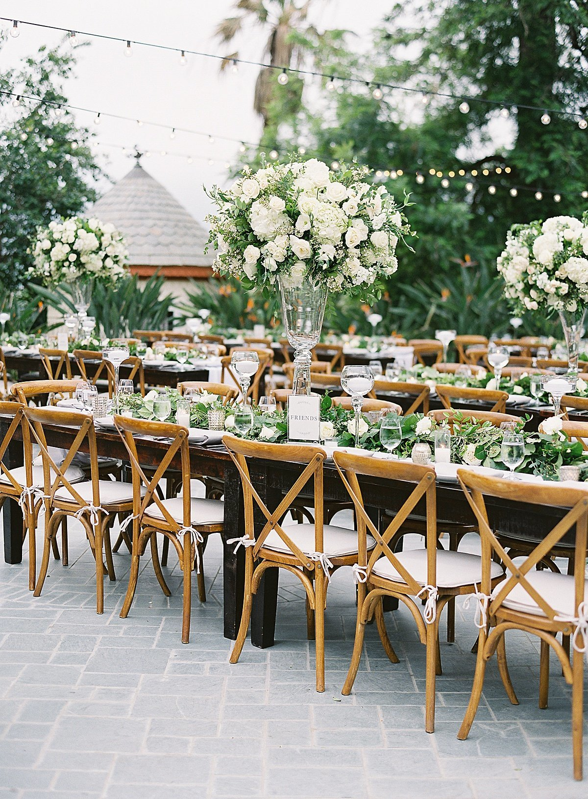 Posh Peony Newhall Mansion Piru Lush White Floral and Greenery Wedding_0019