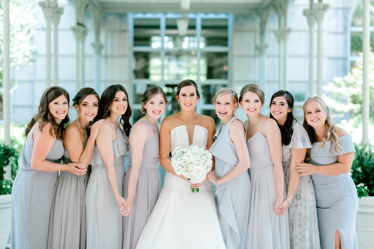 Wedding at the Crescent Court Hotel and Highland Park United Methodist Church in Dallas | Sami Kathryn Photography | DFW Wedding Photographer-79