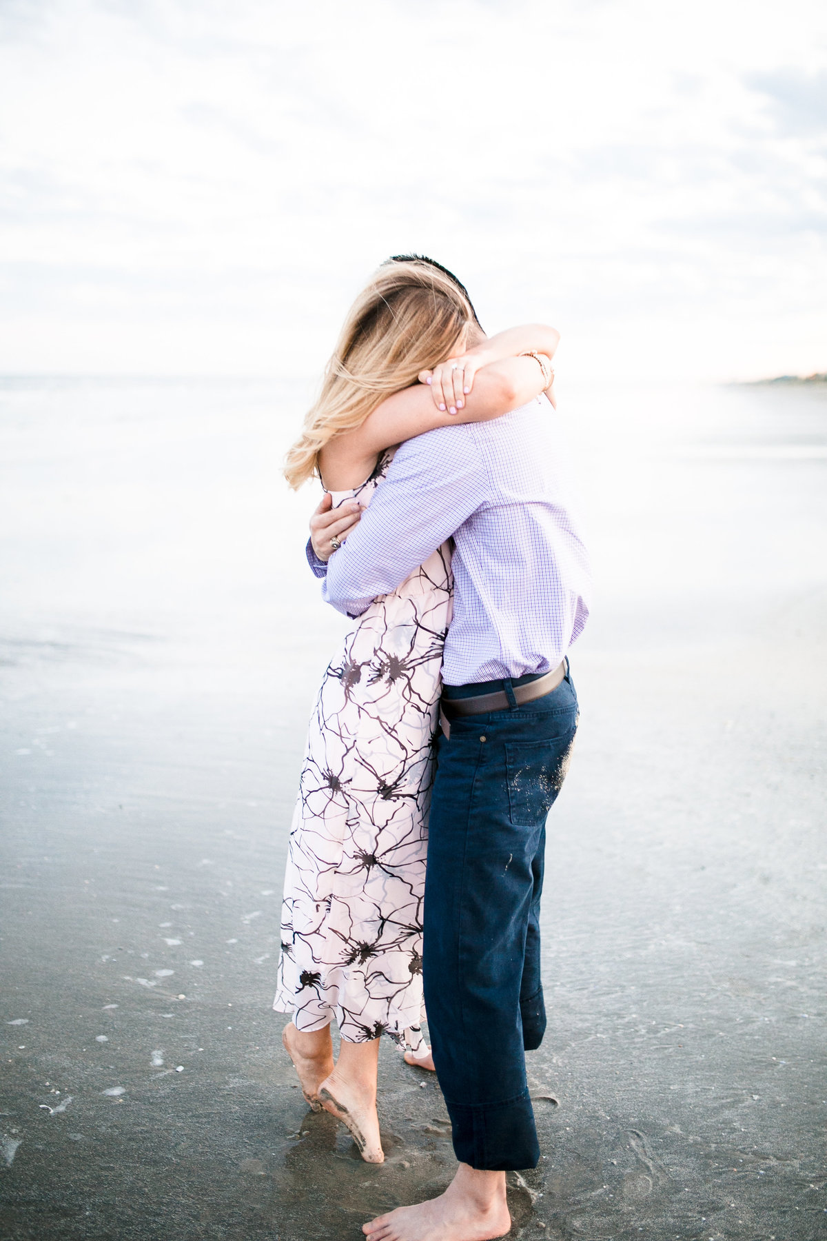 Kasey and Patrick | Smith House Photography | Galveston Engagement Portraits | Houston Wedding Photographer -132