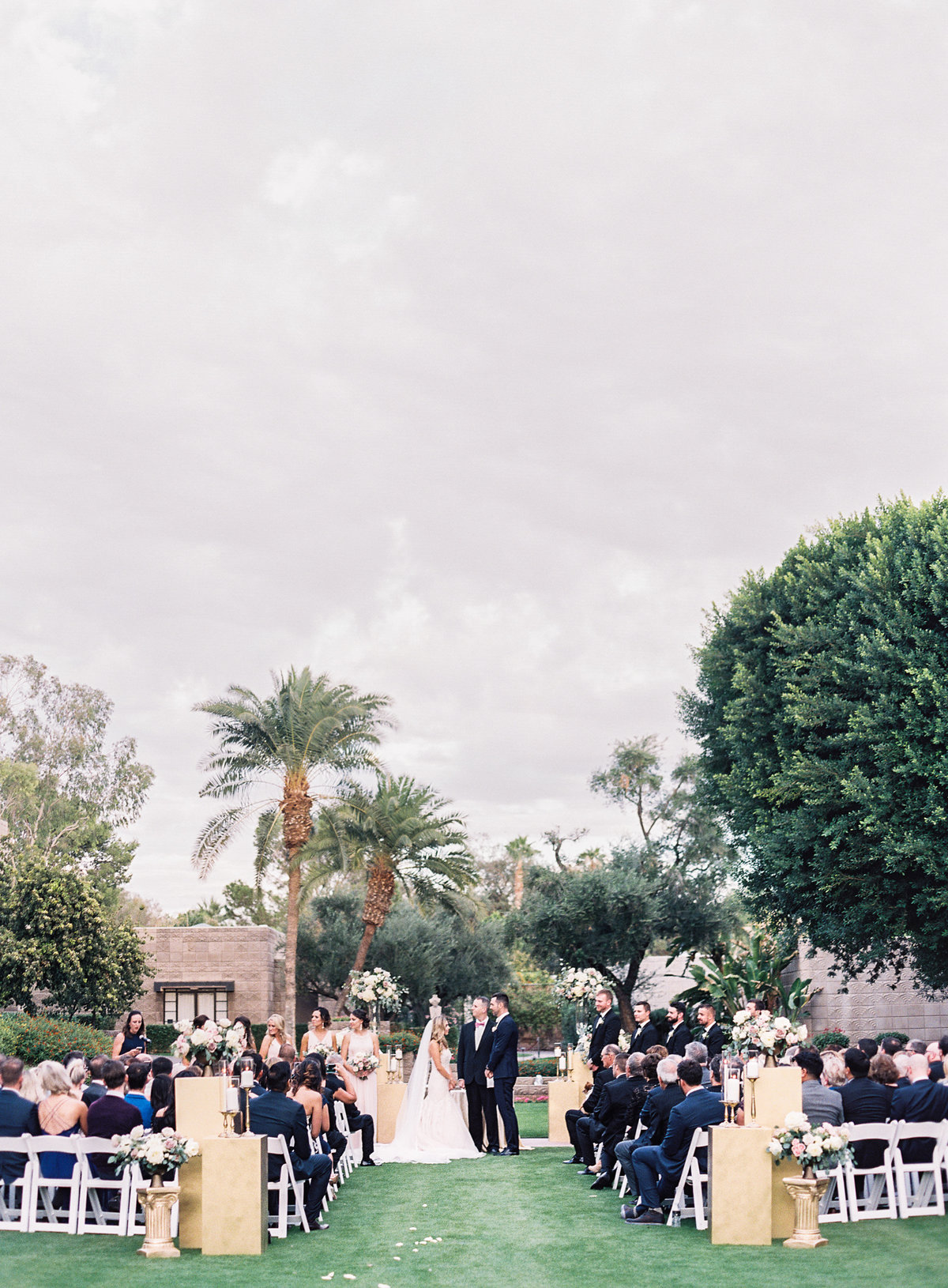 Arizona Biltmore Wedding - Mary Claire Photography-12