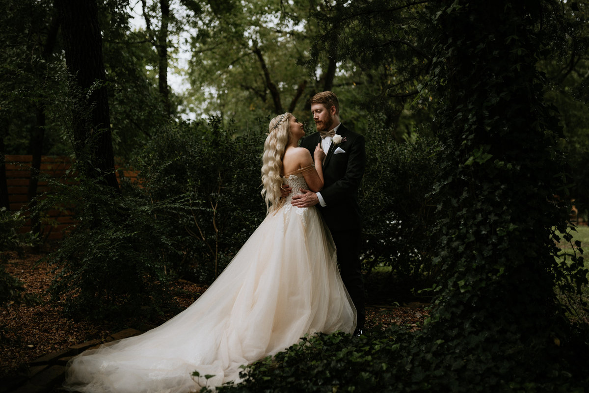 dallas fairytale wedding
