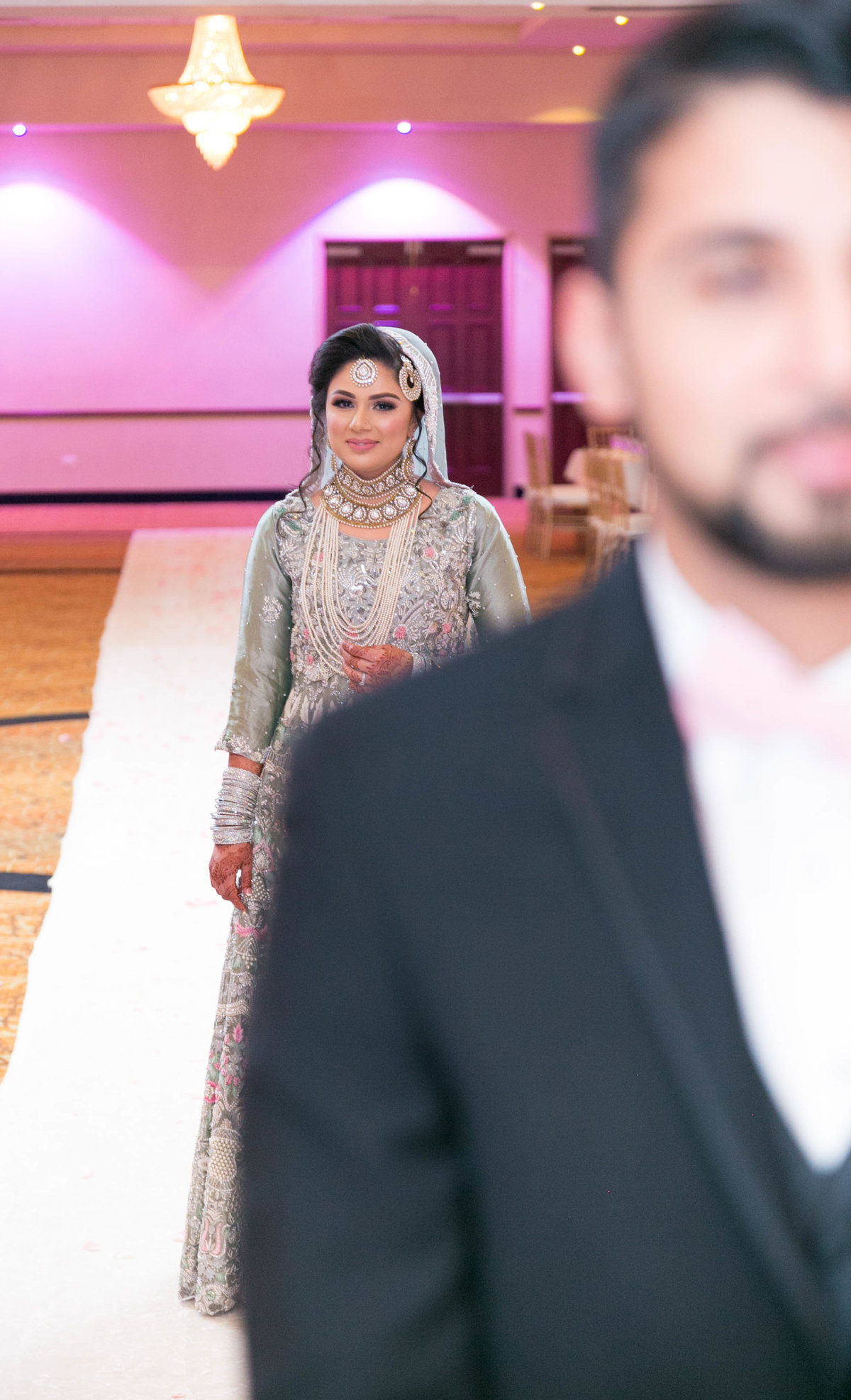 Shireen and Shabaz - Wedding Portraits -32