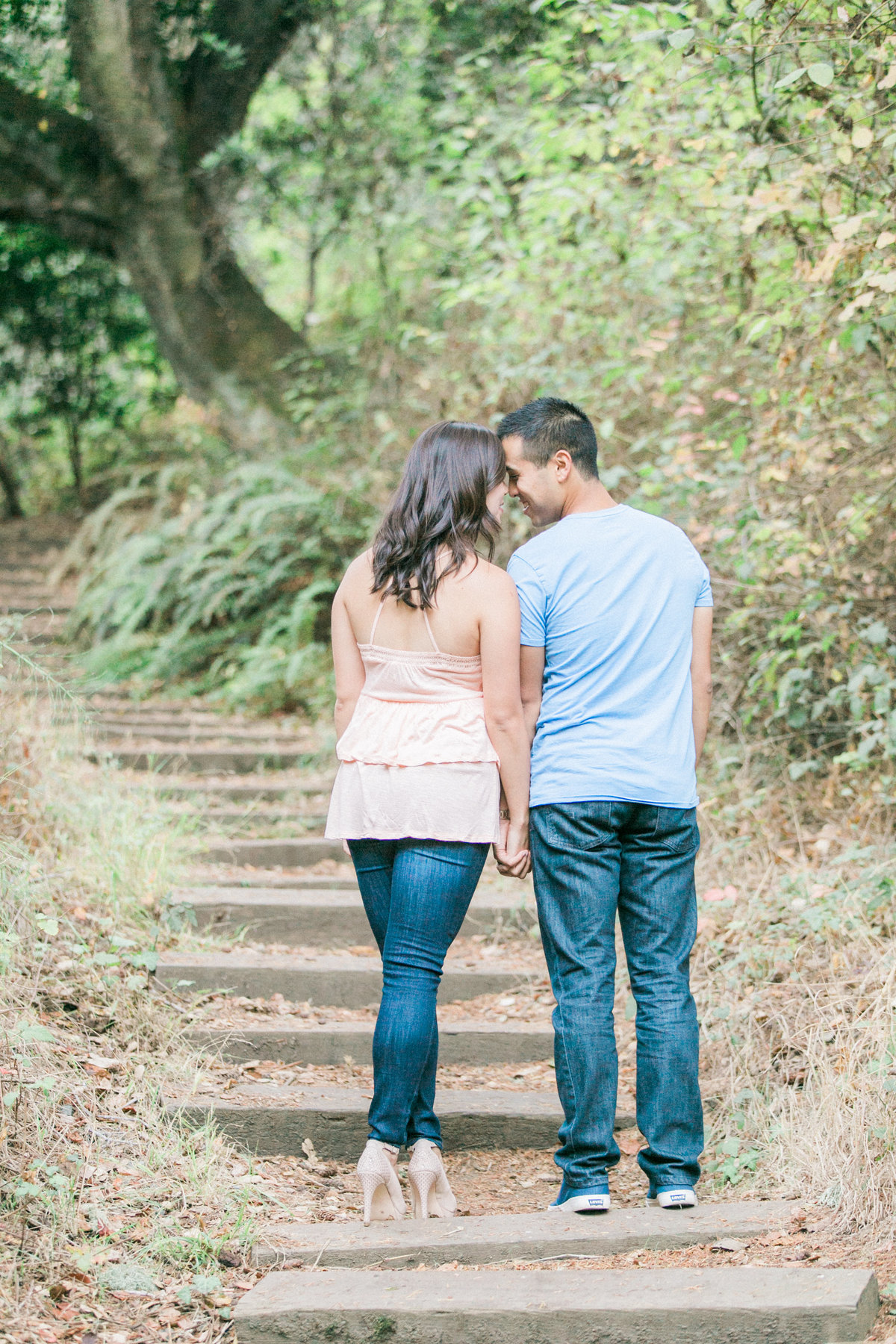 SF Bay Area Naturetrail Engagement  Session