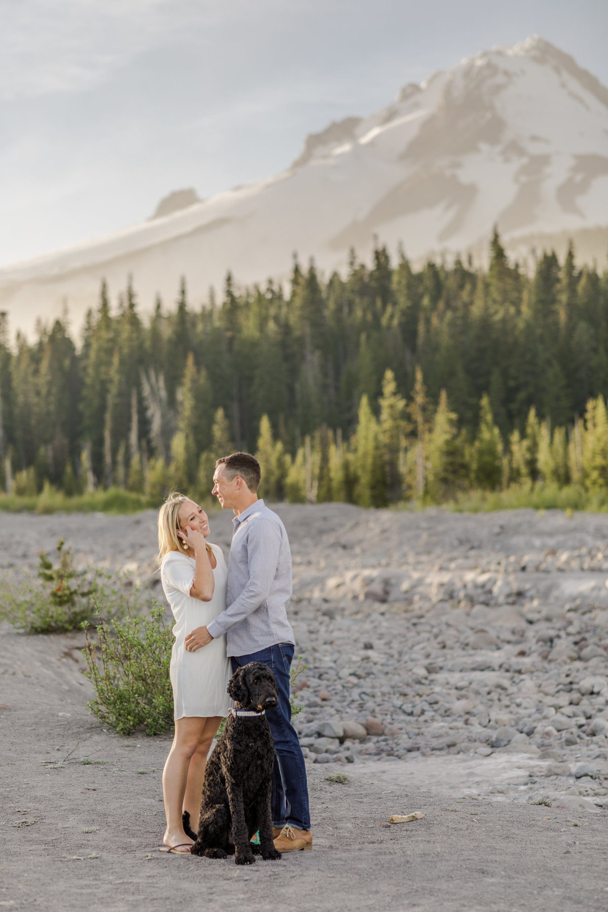 Mt. Hood Oregon Engagement Photographer Summer-65