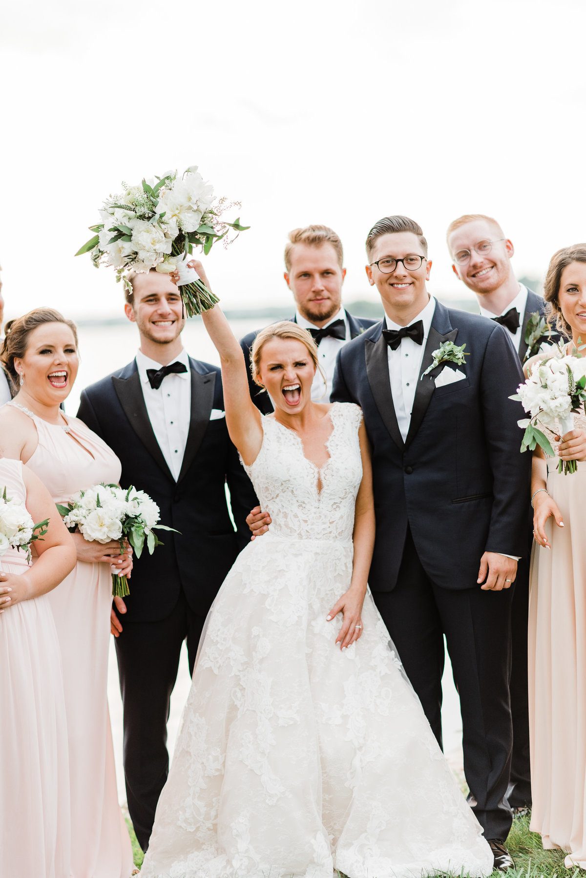 Eastern Shore Maryland Wedding Megan Harris Photography