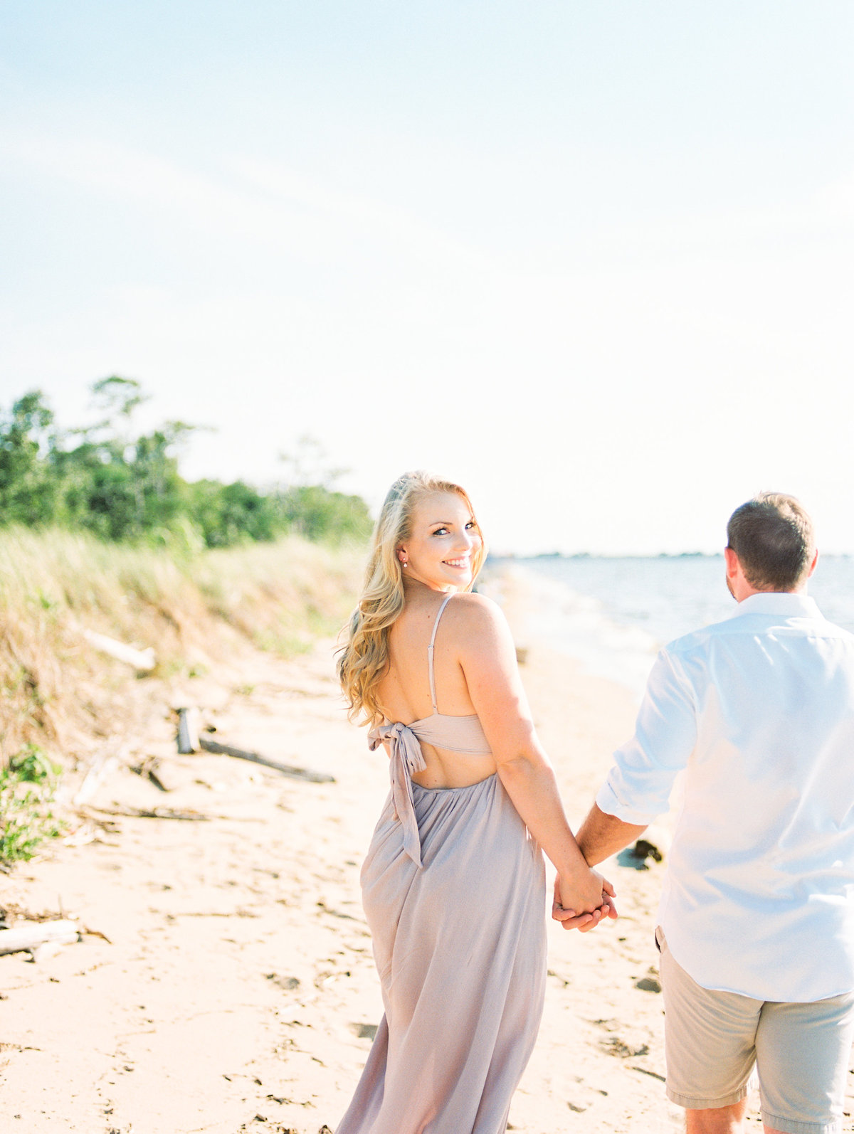 luck love photography - dc wedding photographer - dc wedding - chesapeake bay engagement session-7