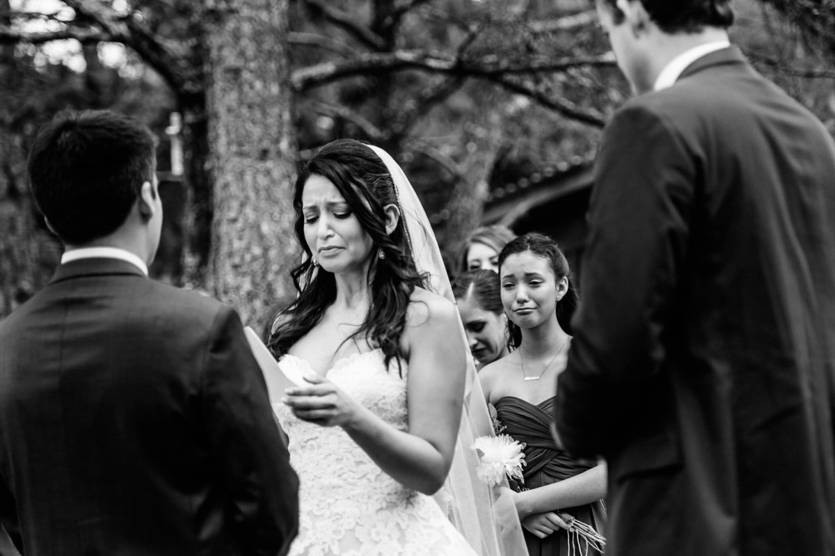 wedding ceremony in ruidoso new mexico by stephane lemaire photography