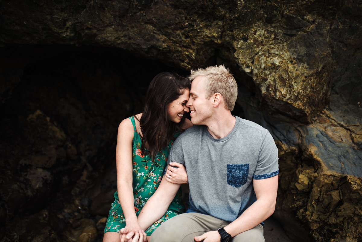Laguna Beach Engagement Session - 044