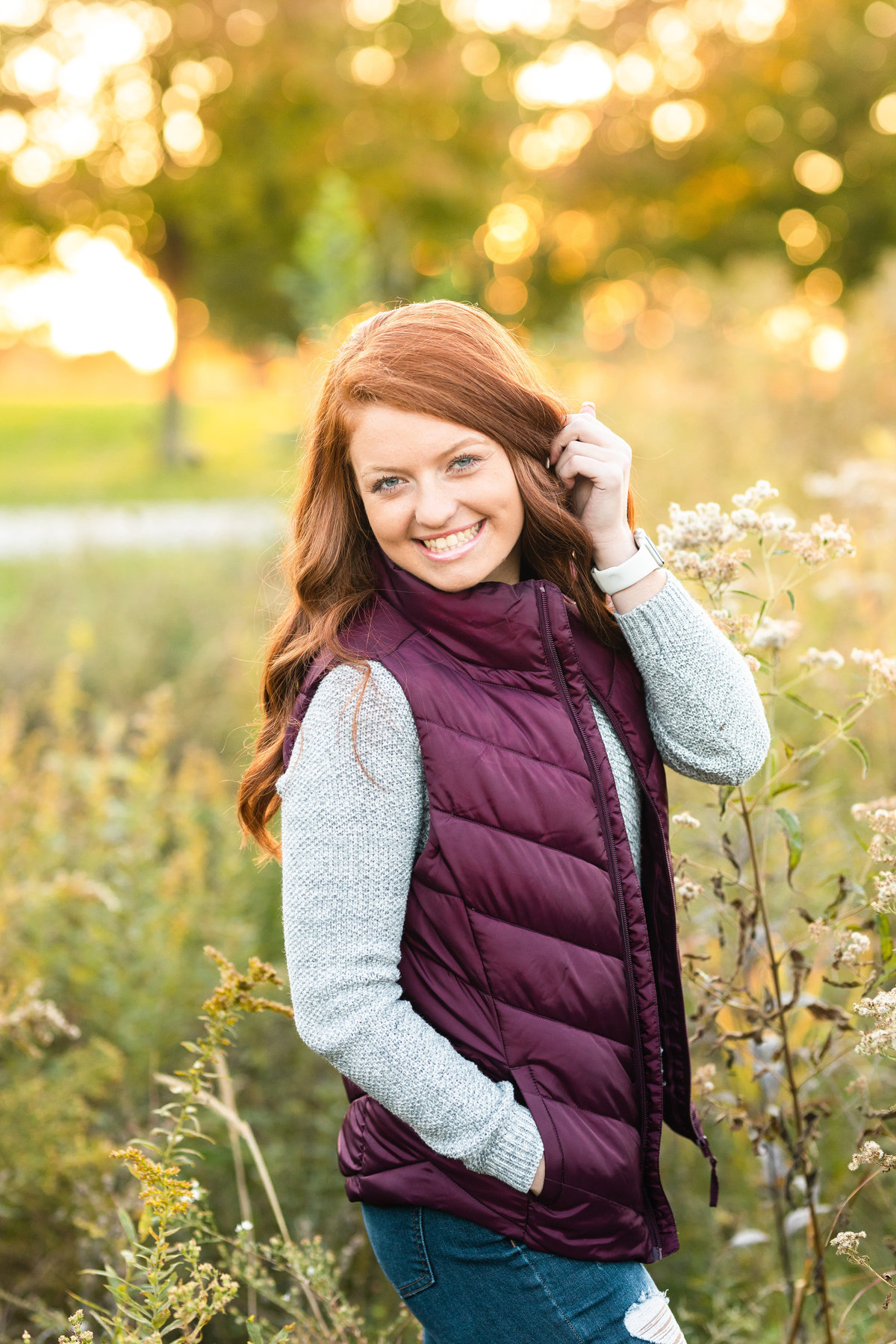 Kankakee County Senior Photographer-Bourbonnais IL Senior Photography 6