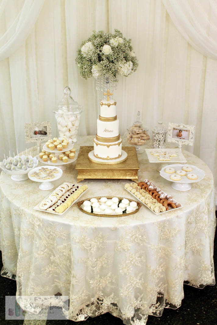 communion sweet table - Grand Olympia, Stoney Creek ON