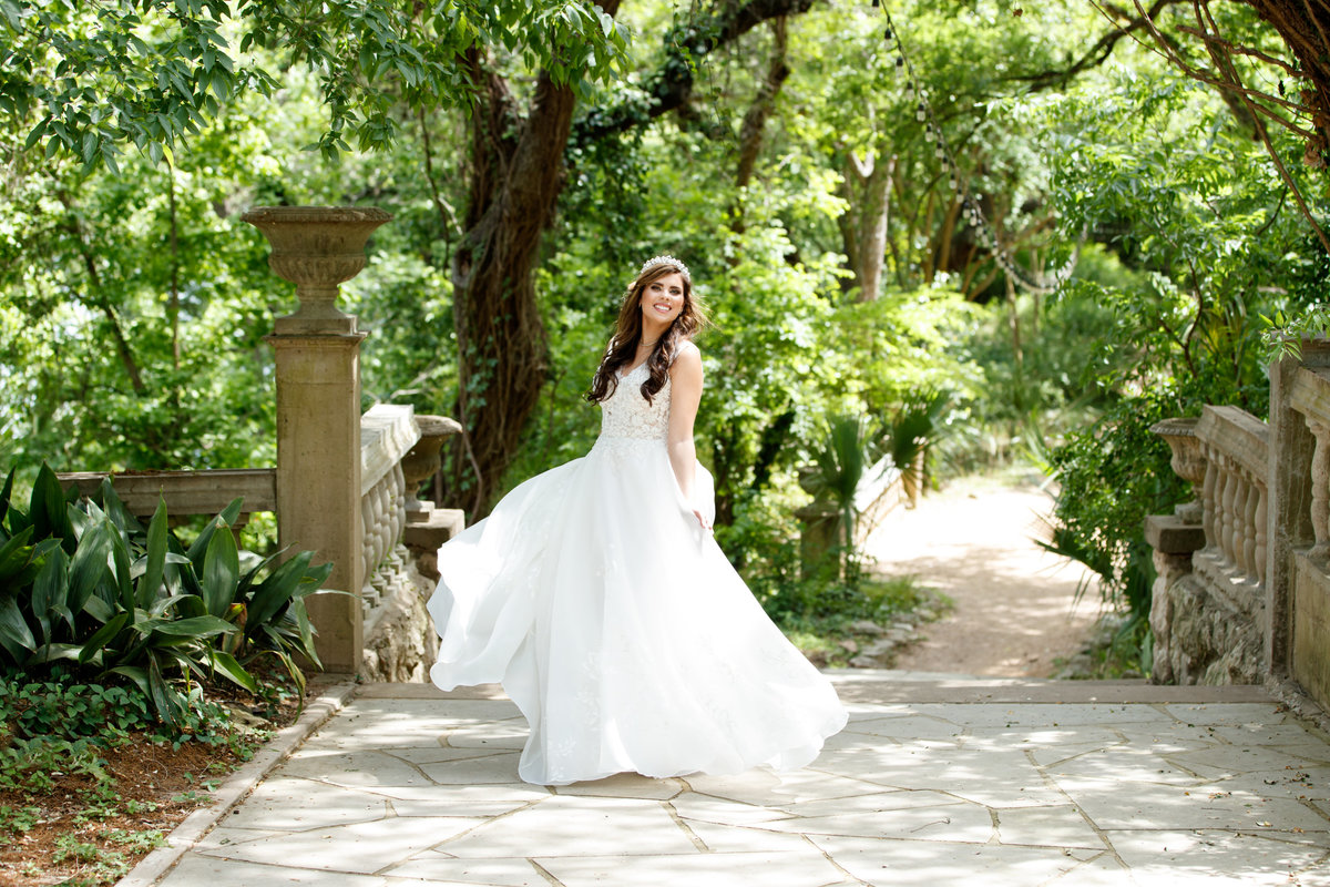 Austin bridal session laguna gloria luxury wedding photographer