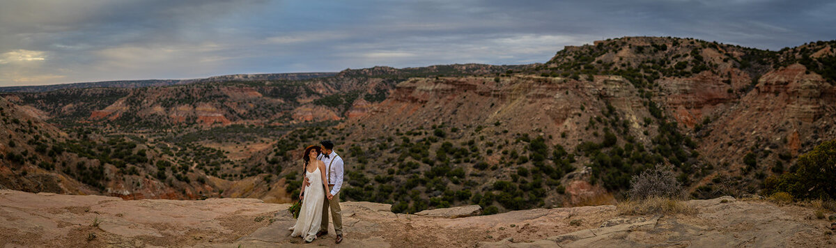 Lili_and_David_2020_Canyon_and_Pine_PaloDuro_Panorama