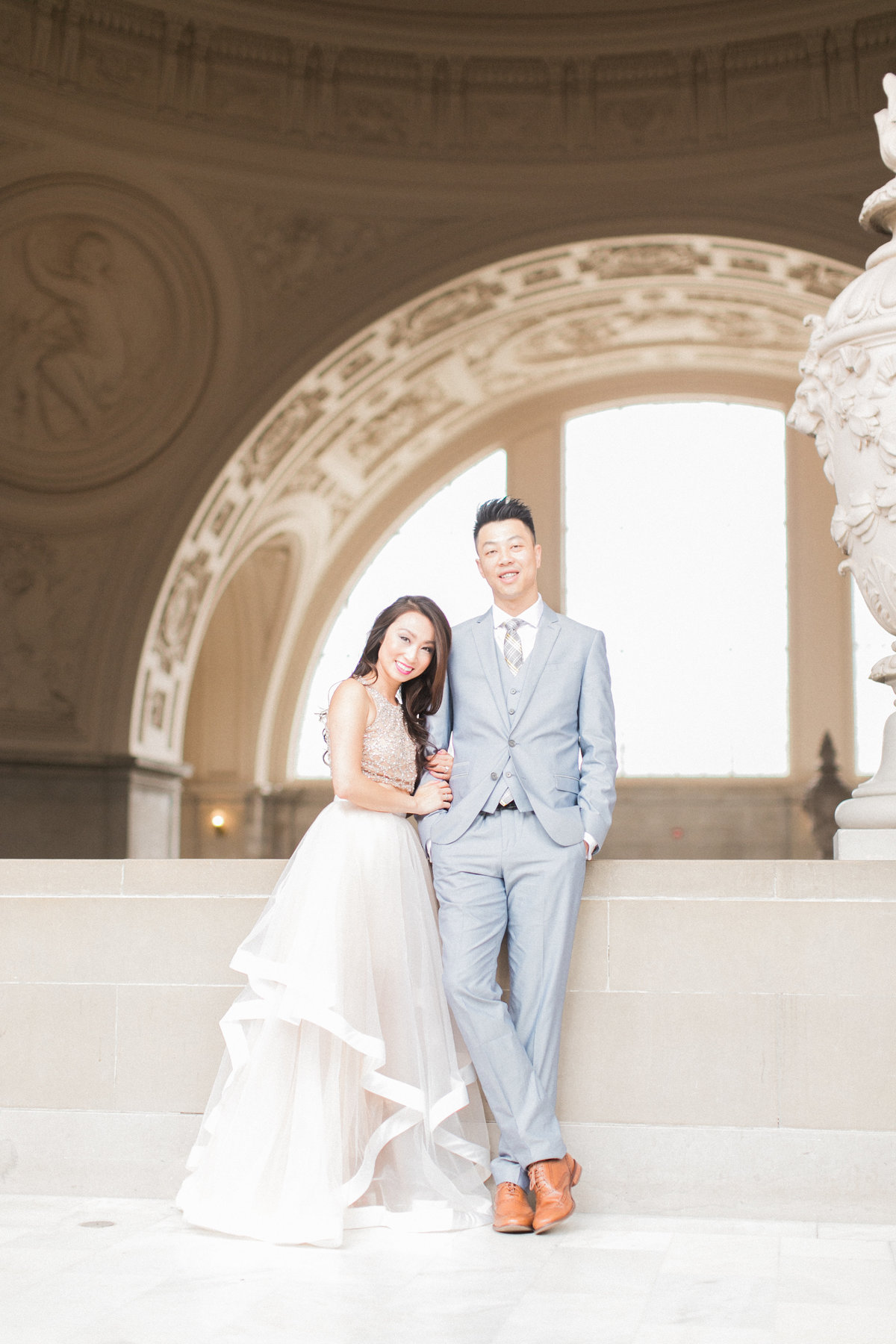 SF Bay Area Wedding Portrait Photography