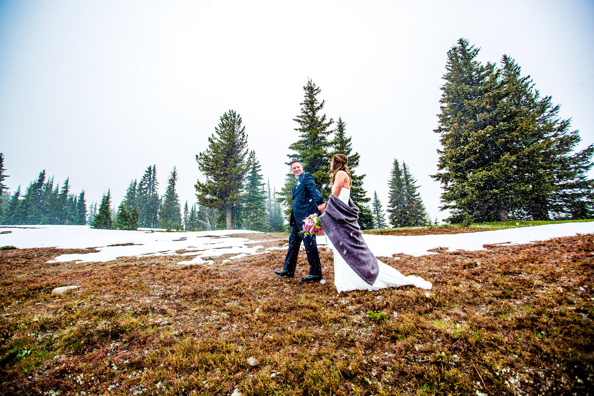 manning park wedding photography