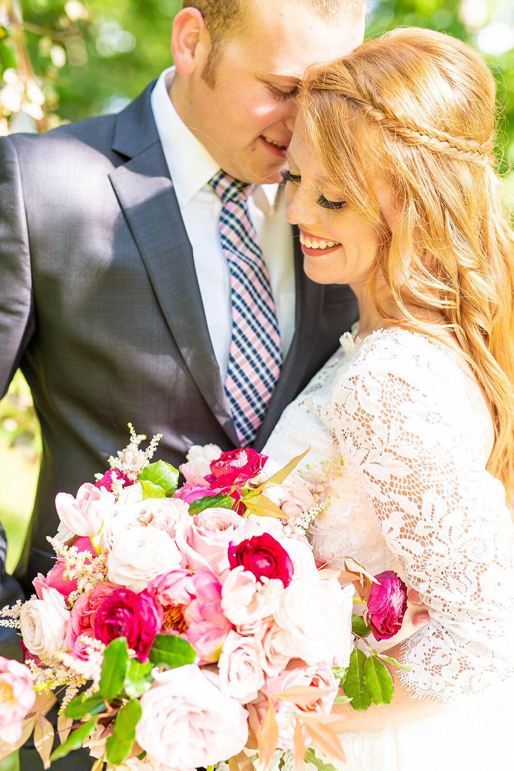 hope taylor workshop vellum floral wedding invitation vintage stamps 8