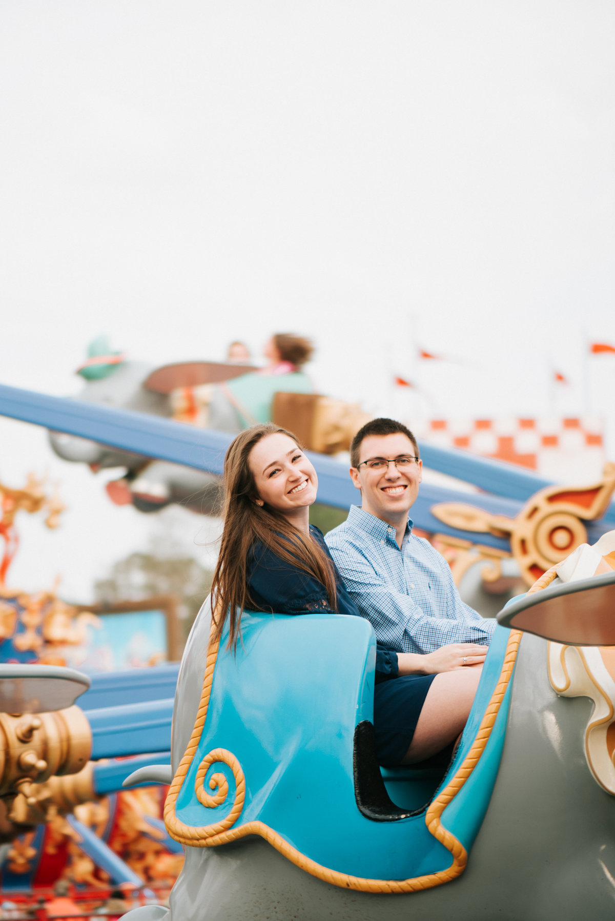 sierra and matt walt disney world engagement-182