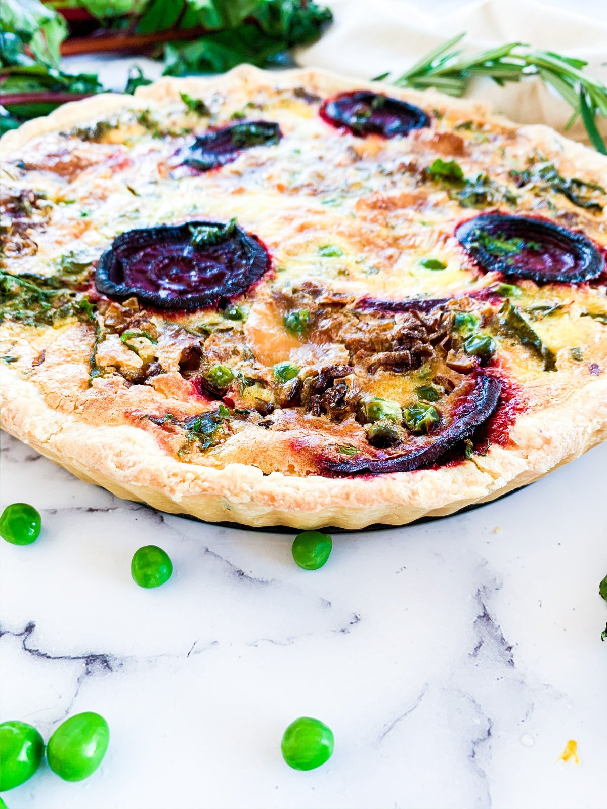 beetroot quiche 2