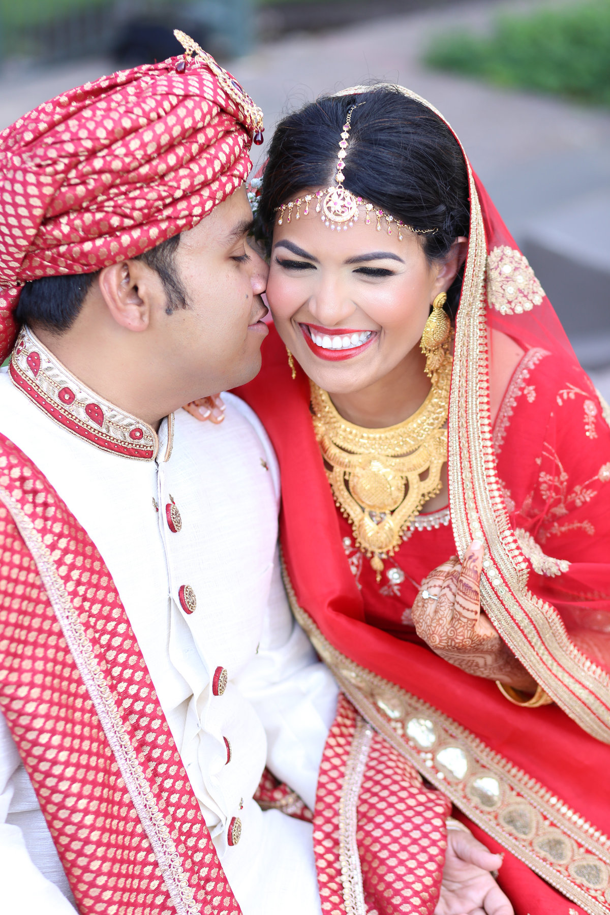 Indian Wedding Photography - Overland Park Marriott Wedding - Bridal Show