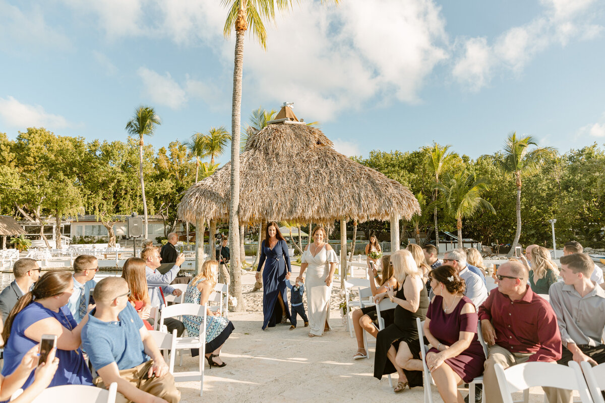 Wedding in Key Largo, Florida 41