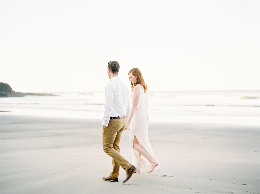 cannon beach engagement