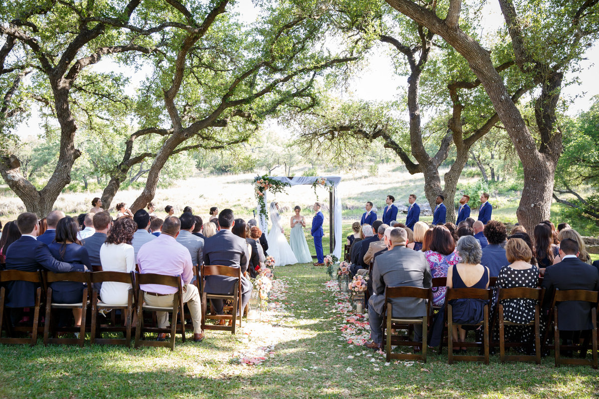 Austin wedding photographer addison grove wedding photographer wedding ceremony