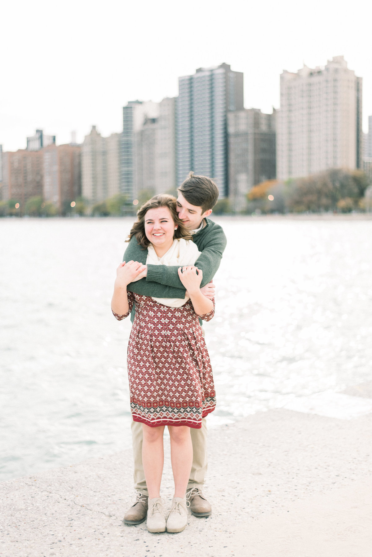 chicago engagement pictures - destination wedding photographer-2
