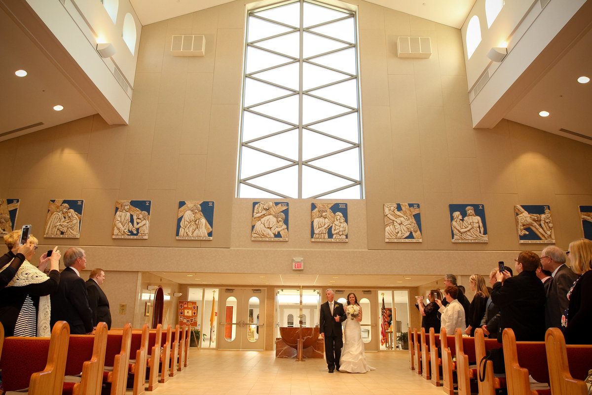 st. pius x catholic church forked river wedding
