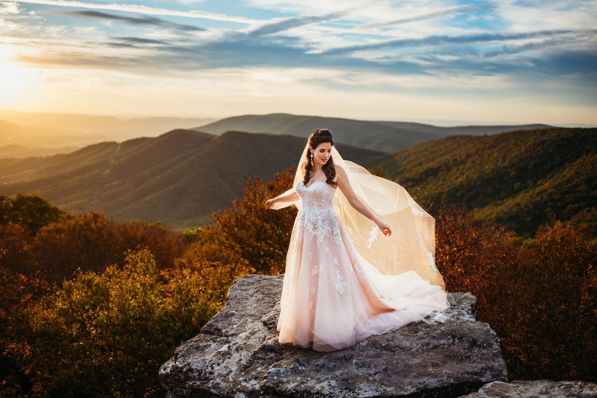 Kristie Lea Photography Wedding Engagement Portrait Virginia Colorful Enchanted Magical40