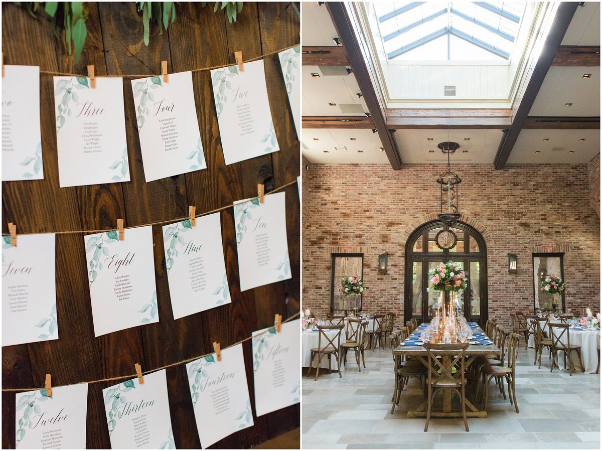 Wedding details at the Apiary