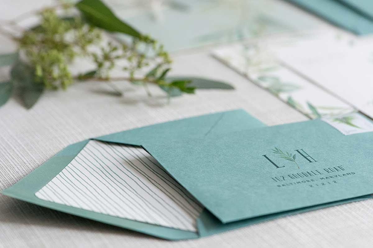 LizzieHenry_Envelopes-Greenery-Eucalyptus-BaltimoreCountryClub