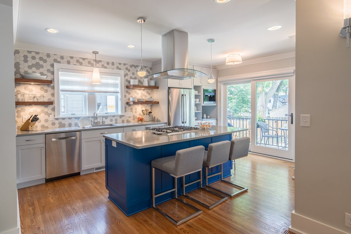 Kitchen remodeling blue island