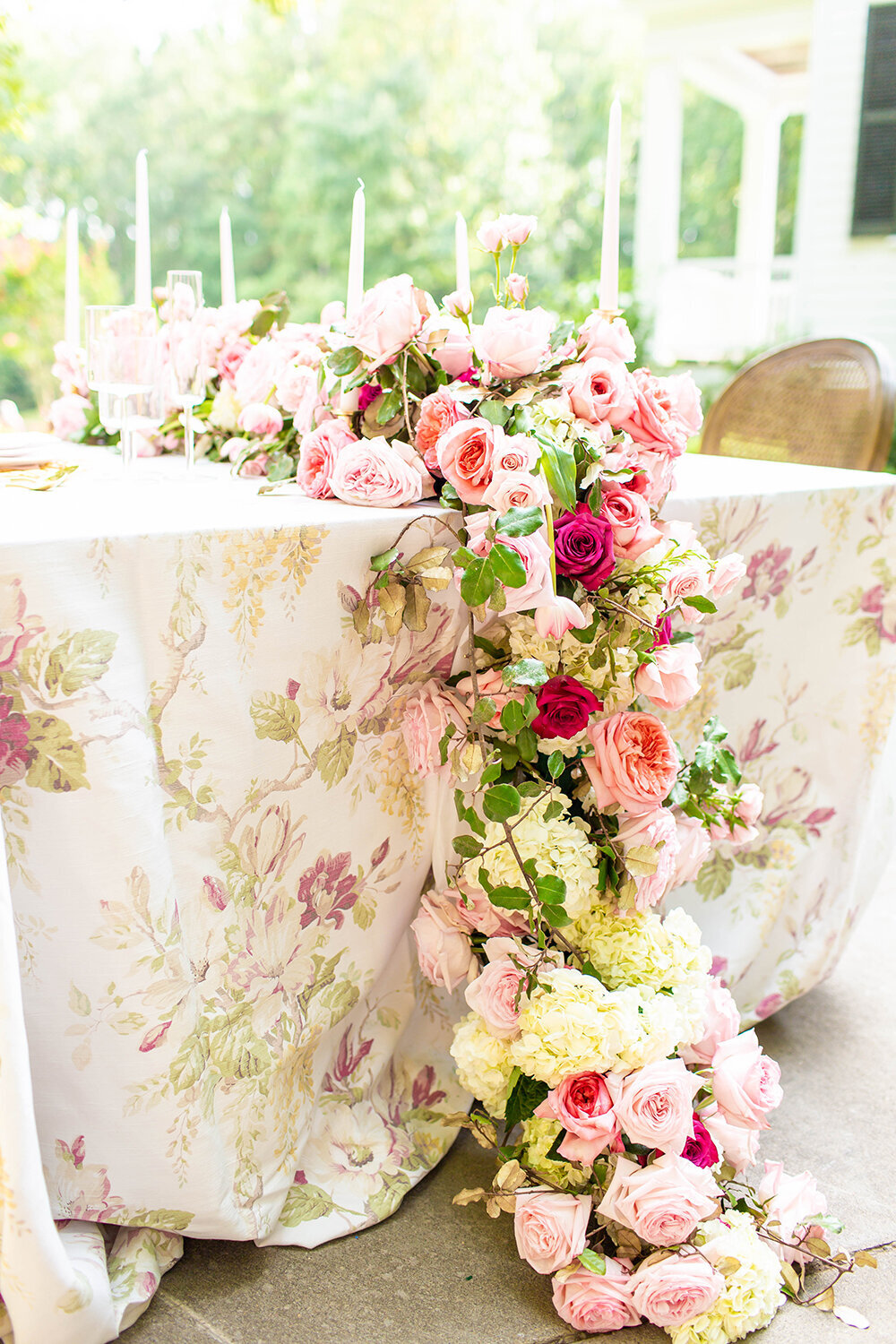 hope taylor workshop vellum floral wedding invitation vintage stamps 11
