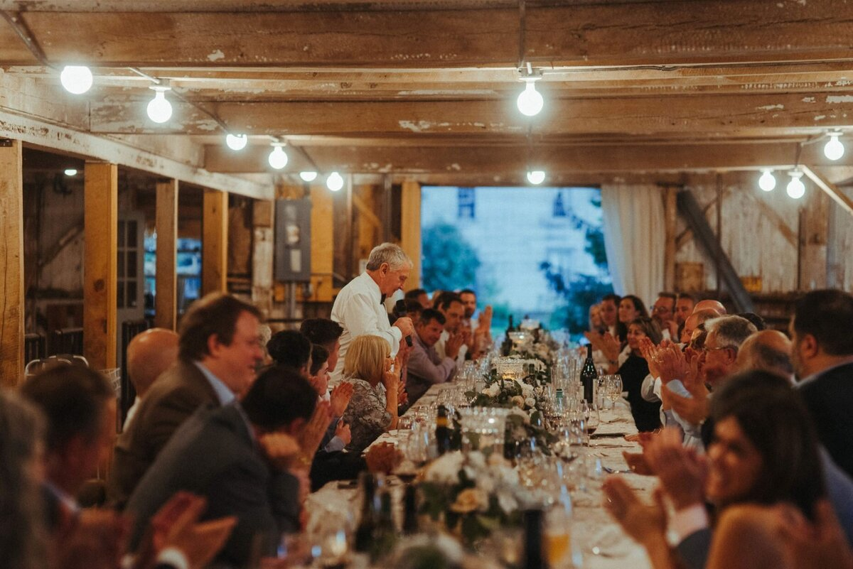 Long Table Barn Wedding Catskills Barn Wedding Catskills Wedding Planner Canvas Weddings