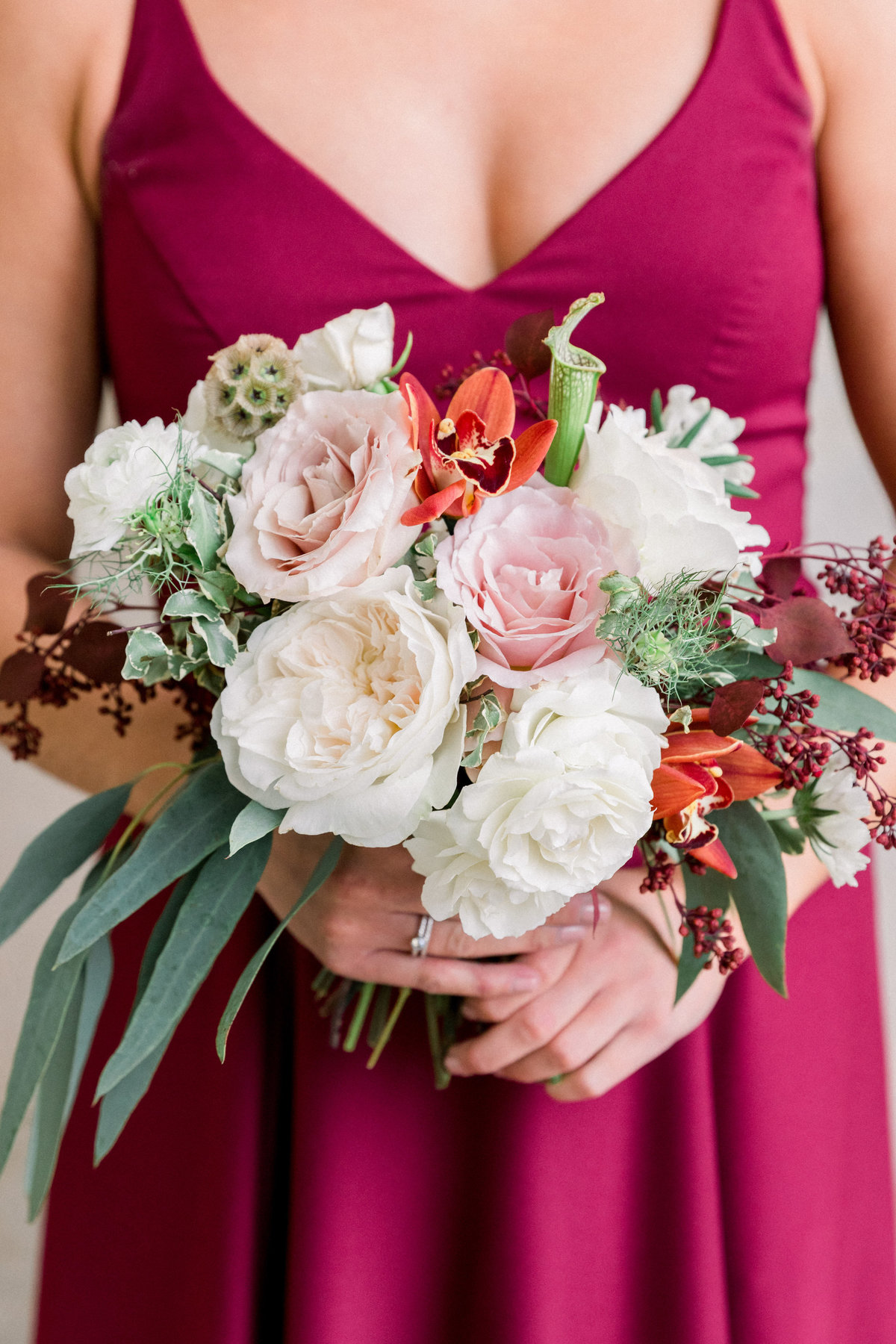 bridesmaid Wilmington Delaware bouquet florist