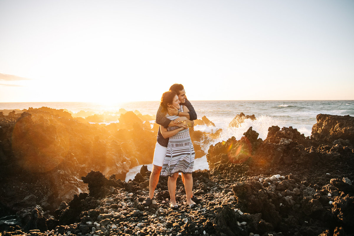 Four Seasons Big Island Engagement Photographer (79)
