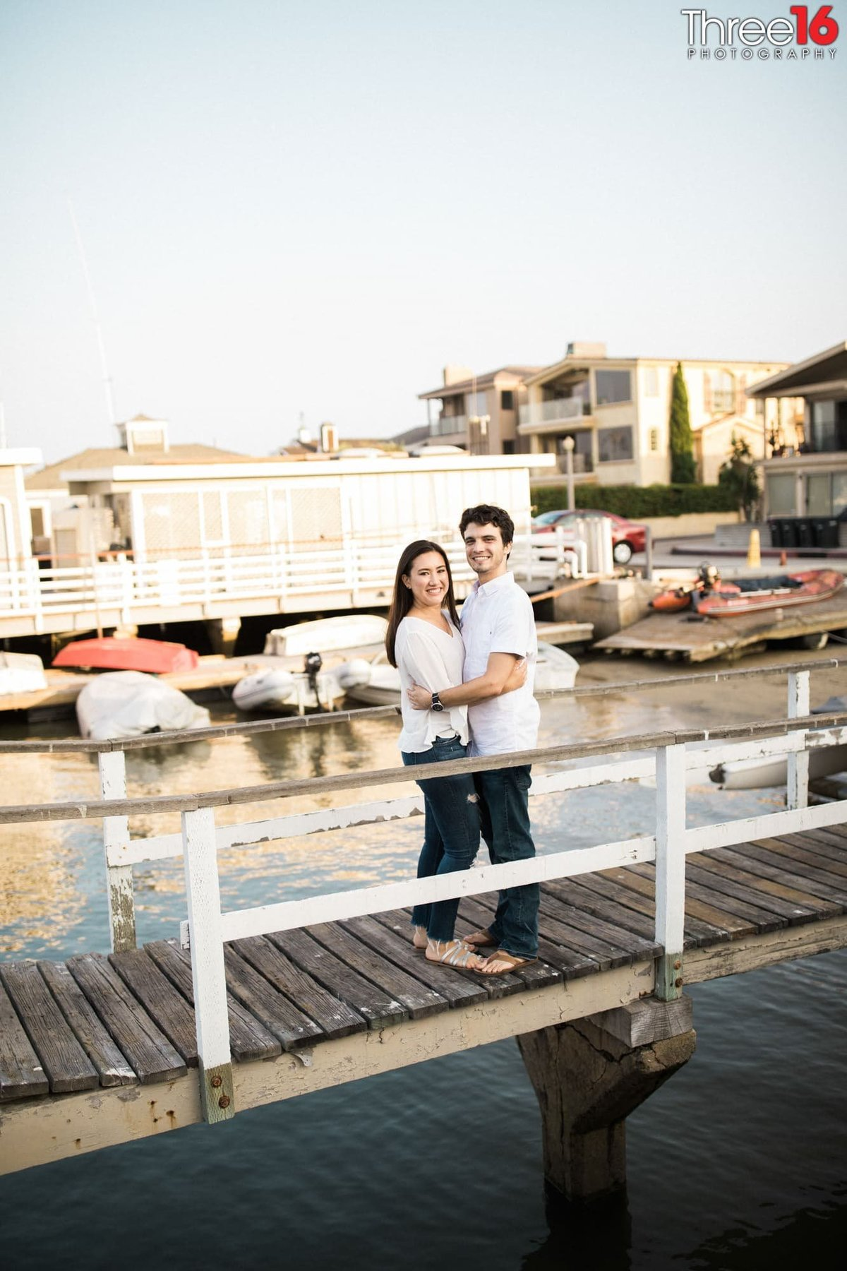 Balboa Fun Zone Engagement Photos