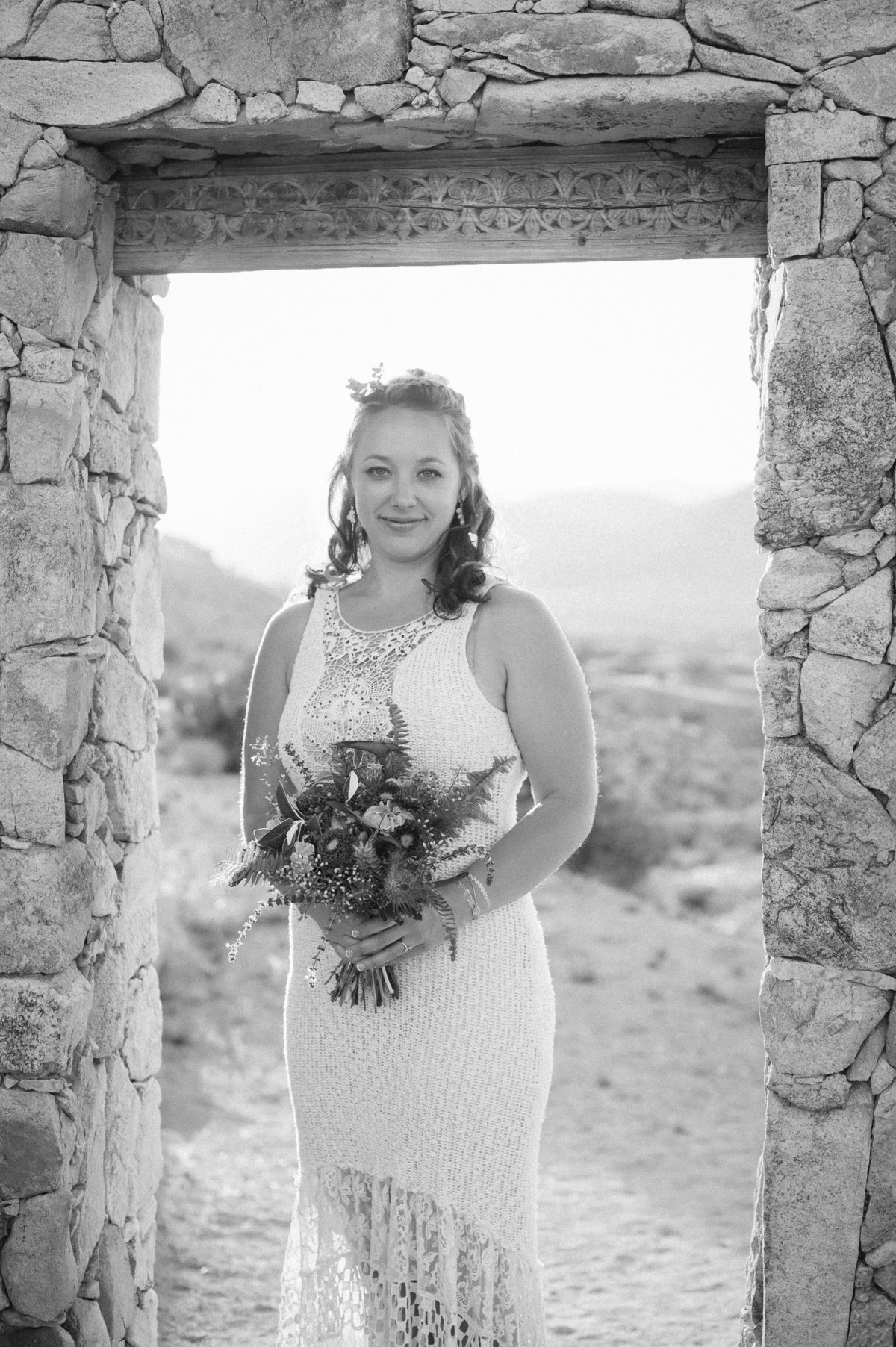 Destination Wedding Photography Joshua Tree Wedding Photography Le Haut Desert Aerie086