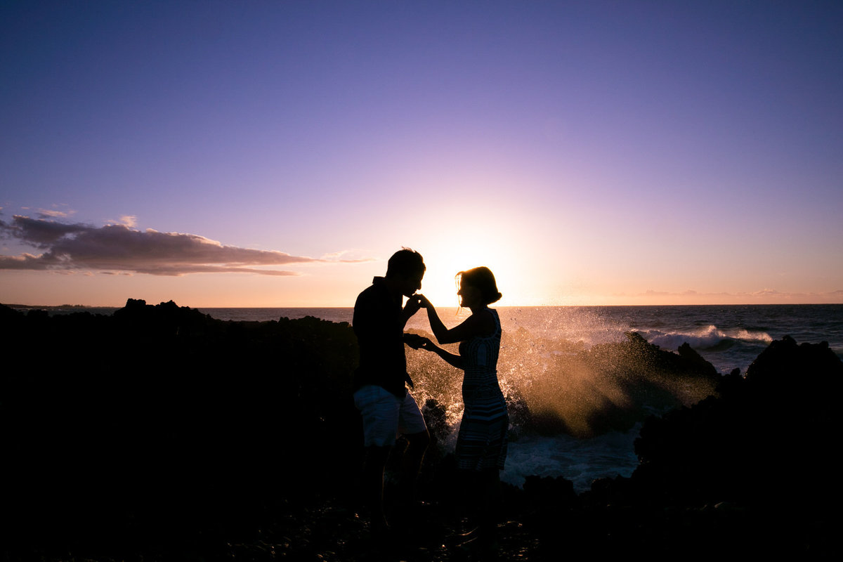 Four Seasons Big Island Engagement Photographer (83)