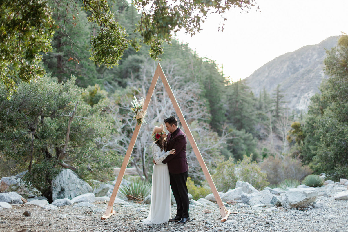 Mt. Baldy Elopement, Mt. Baldy Styled Shoot, Mt. Baldy Wedding, Forest Elopement, Forest Wedding, Boho Wedding, Boho Elopement, Mt. Baldy Boho, Forest Boho, Woodland Boho-43