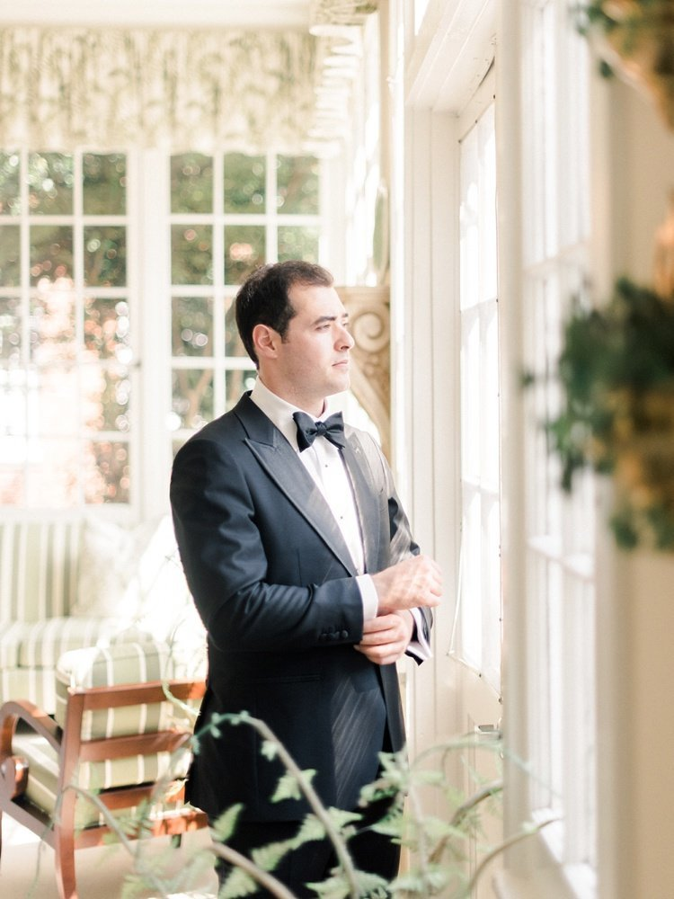 Rebekah Emily Photography Elegant North Carolina Garden Wedding_0009