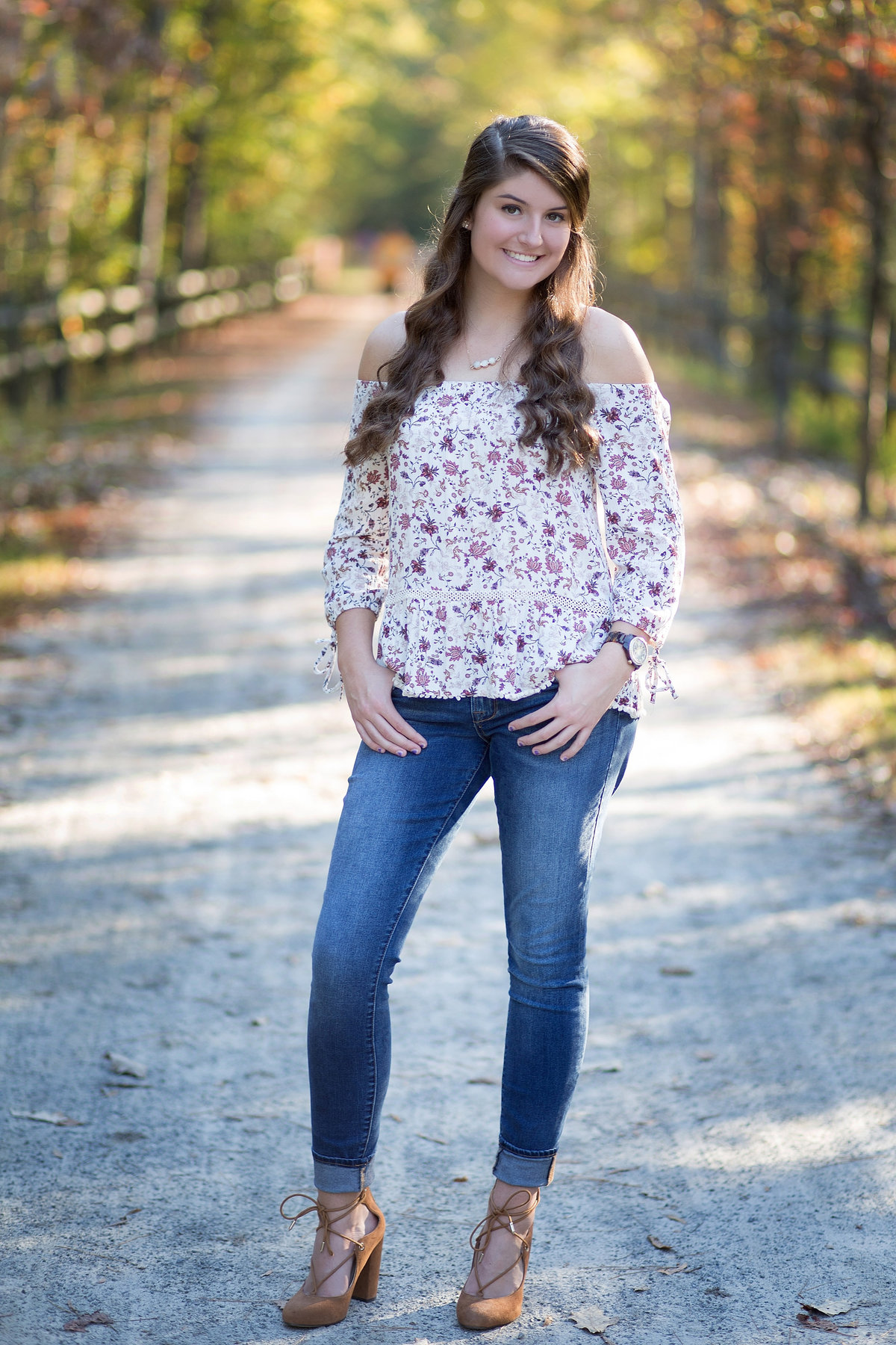 Raleigh Senior Portrait Photographer 12