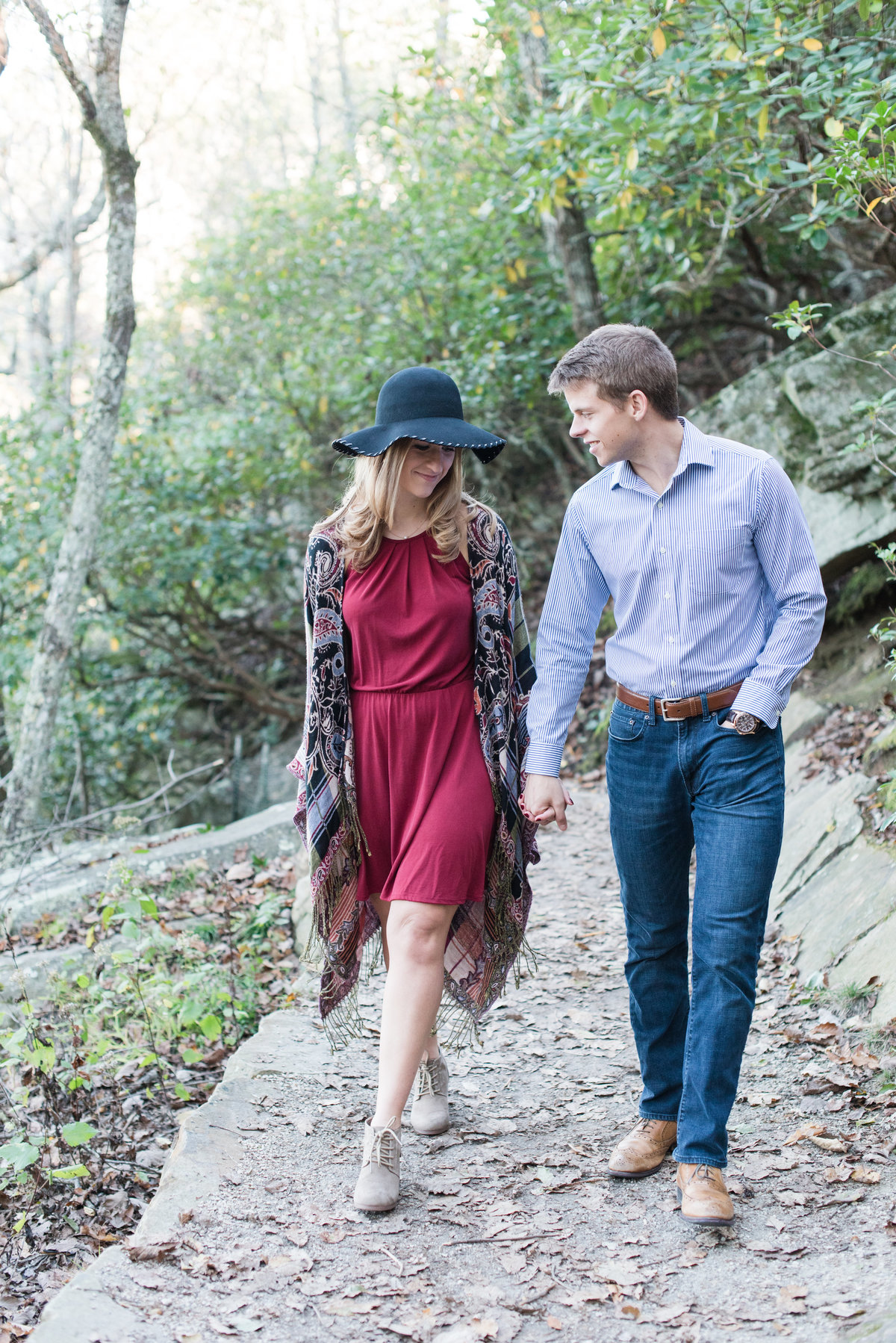Pilot_Mountain_NC_Engagement_Session0027