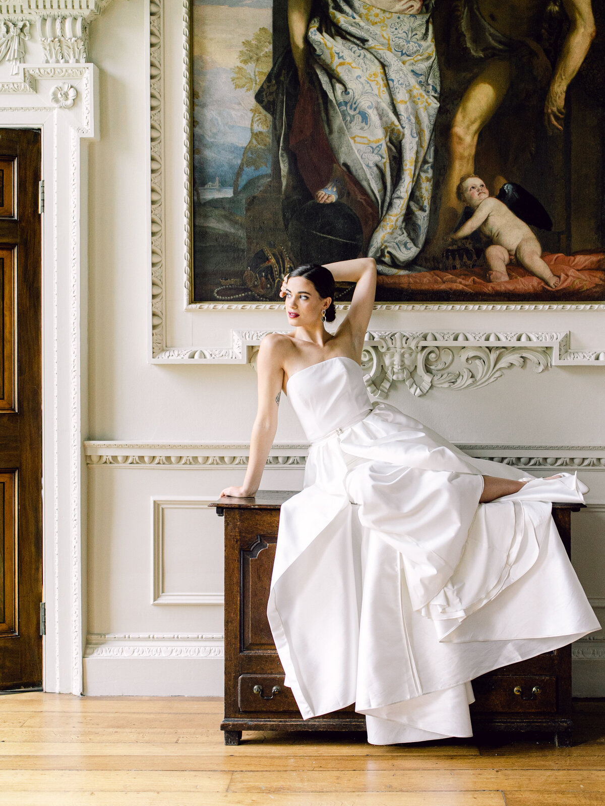 The Stars Inside - Hawkstone Hall Elopement (59)