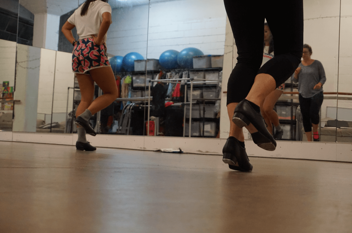 Dance Domain_adult tap classes
