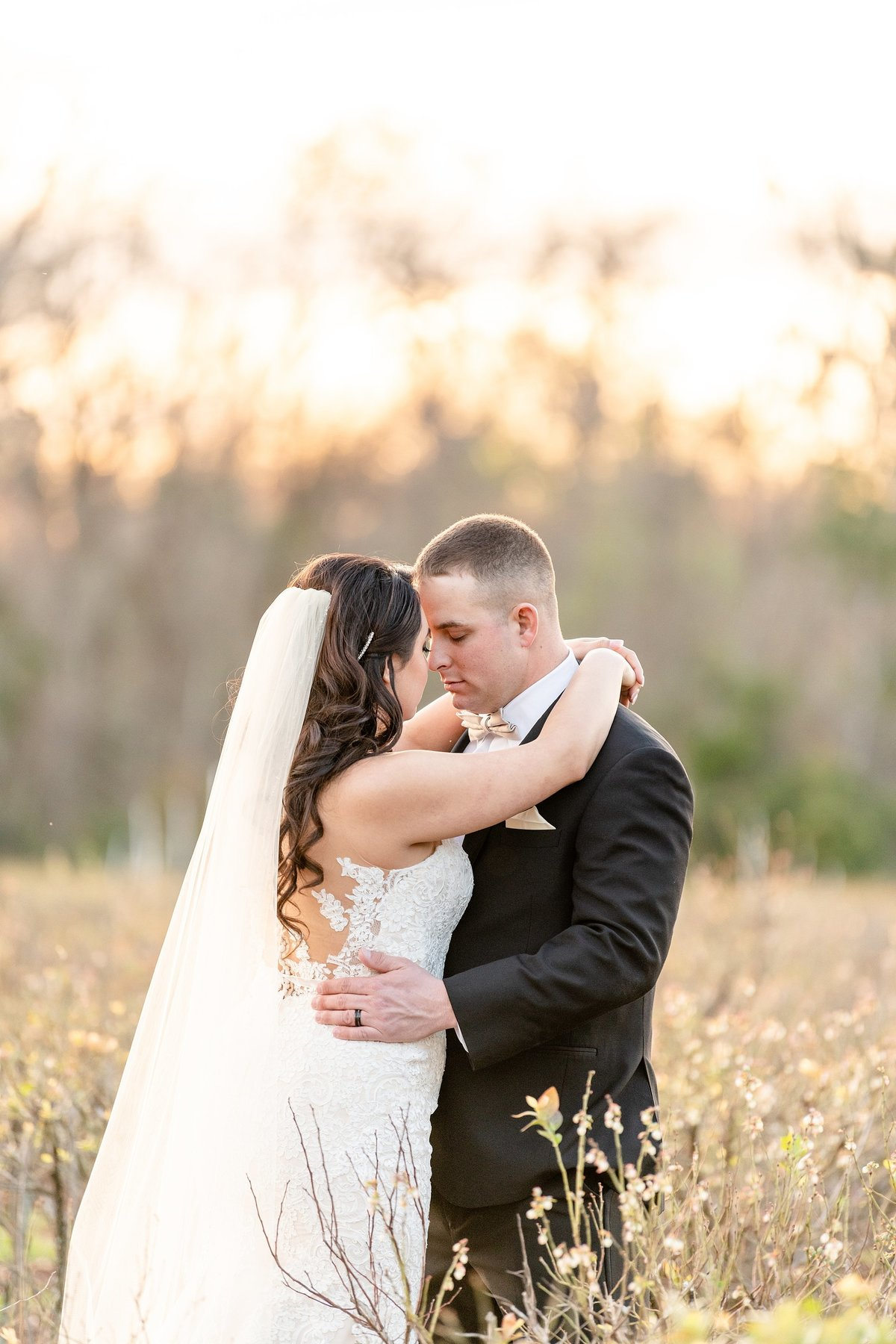 Ever After Farms Wedding | Bride and Groom Photos | Florida Wedding Photographer