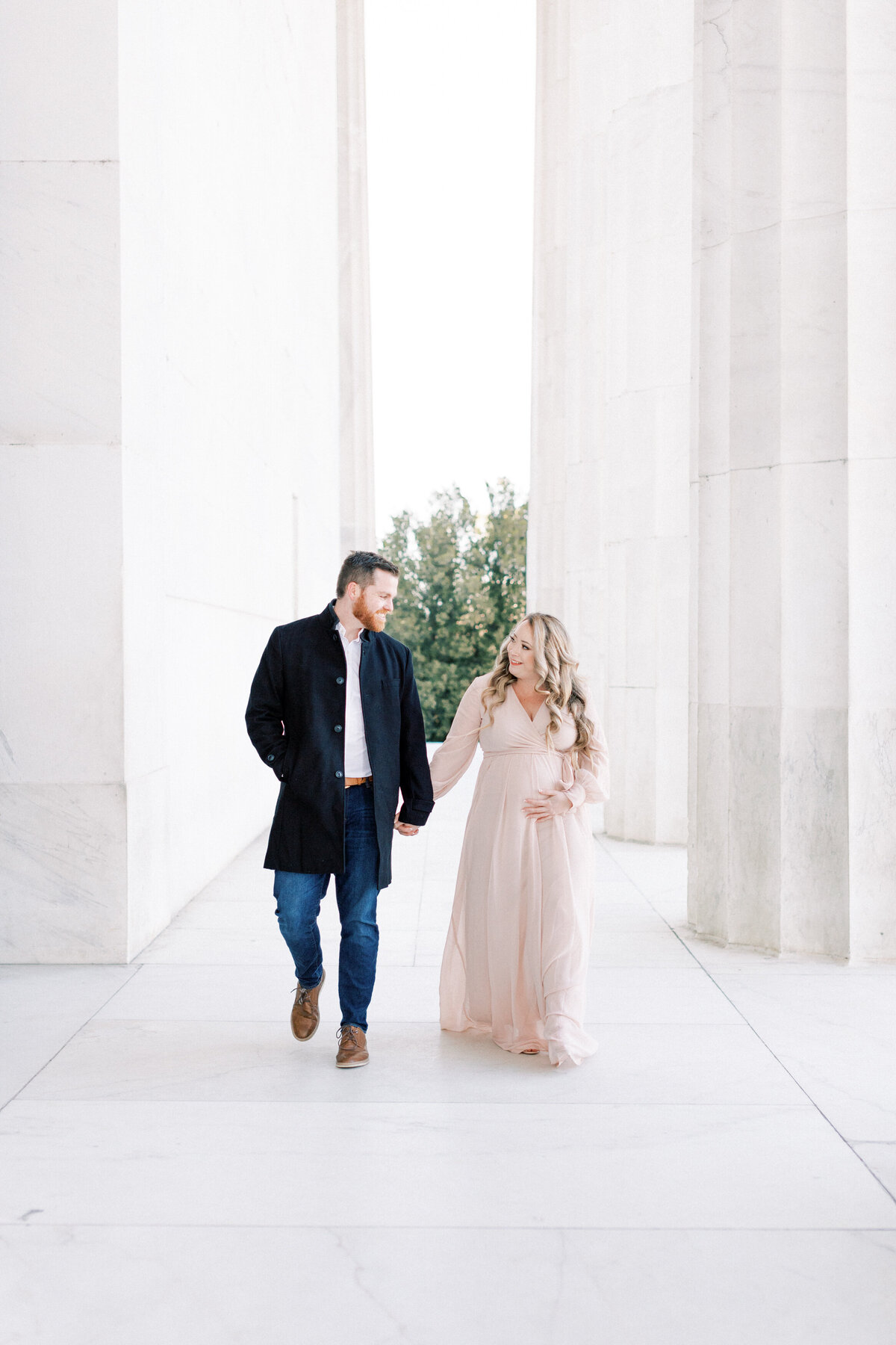 LB Photography | Maternity | Lauren + Marshal | Washington, DC-1