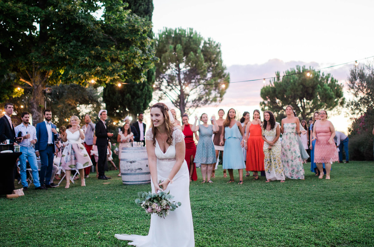 Beautiful Wedding in Provence