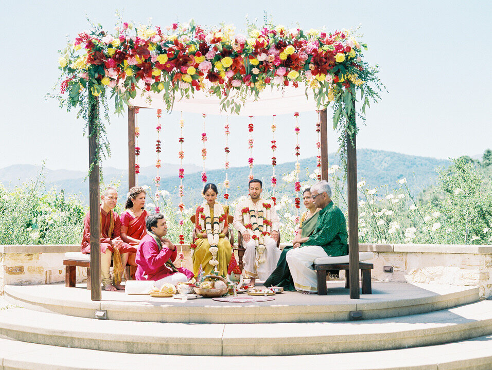 mandap at holman ranch