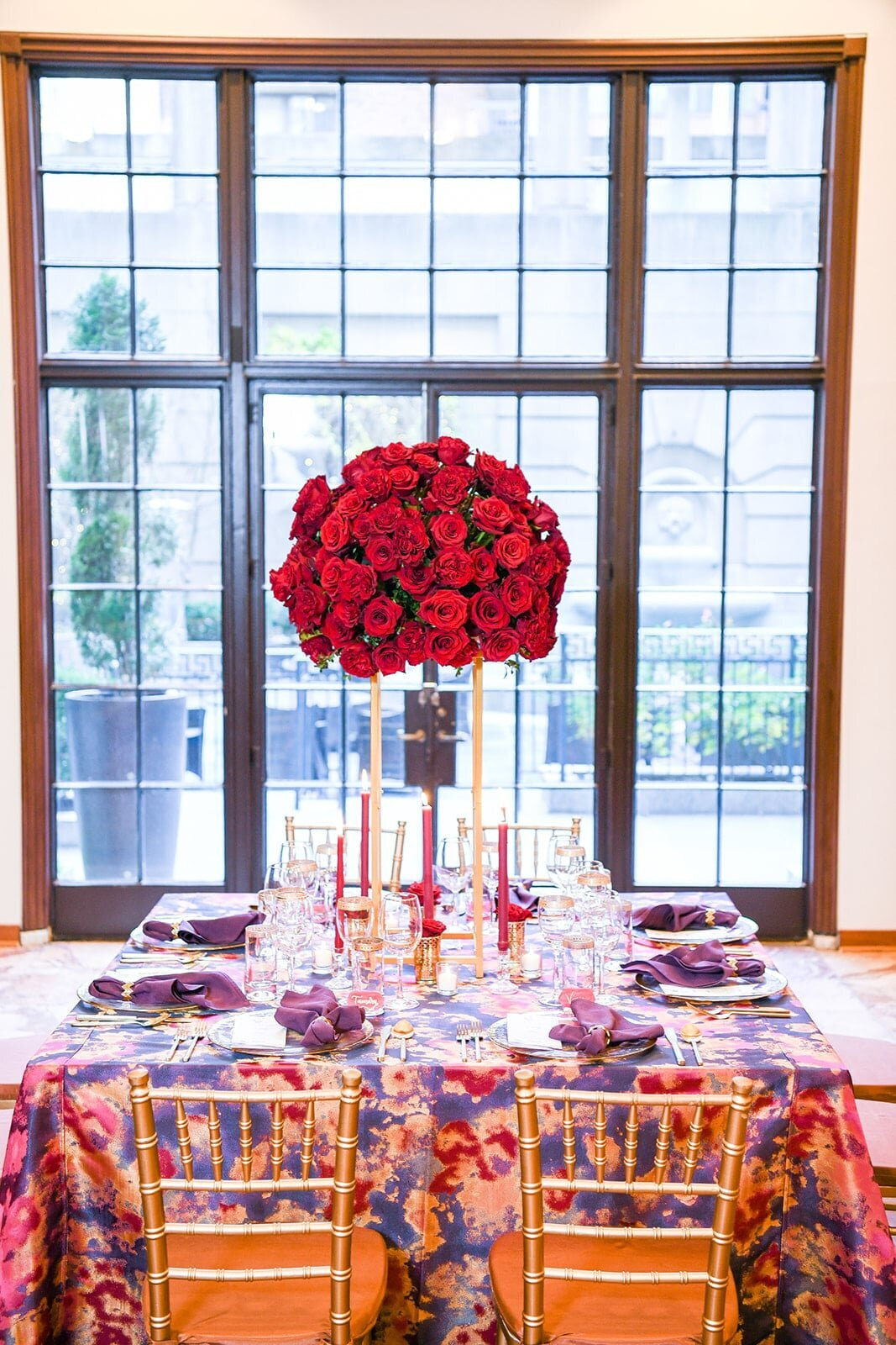 red-wedding-tall-red-roses-centerpiece-receptions-klassy-kreations